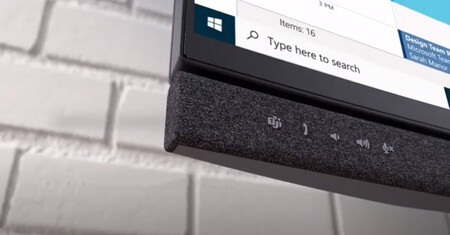 Dell presenta nuevos monitores pensados para videoconferencias y les añade un botón específico para Microsoft Teams