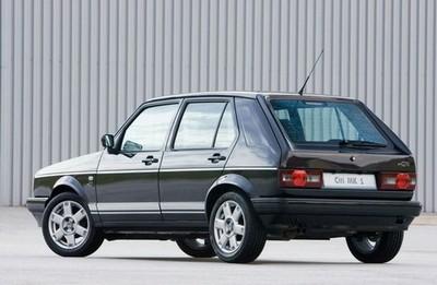 Finaliza la vida comercial del Volkswagen Golf I