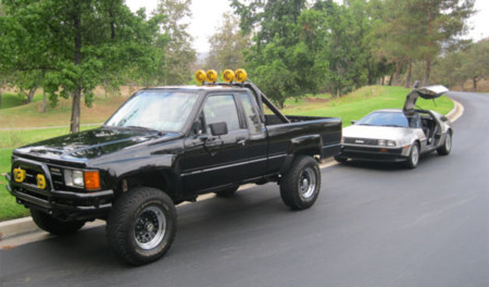 Back to the Future Toyota