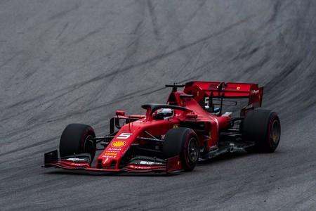 Vettel Rusia F1 2019 2
