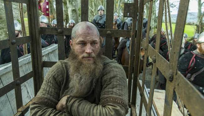Vikings Ragnar Cage