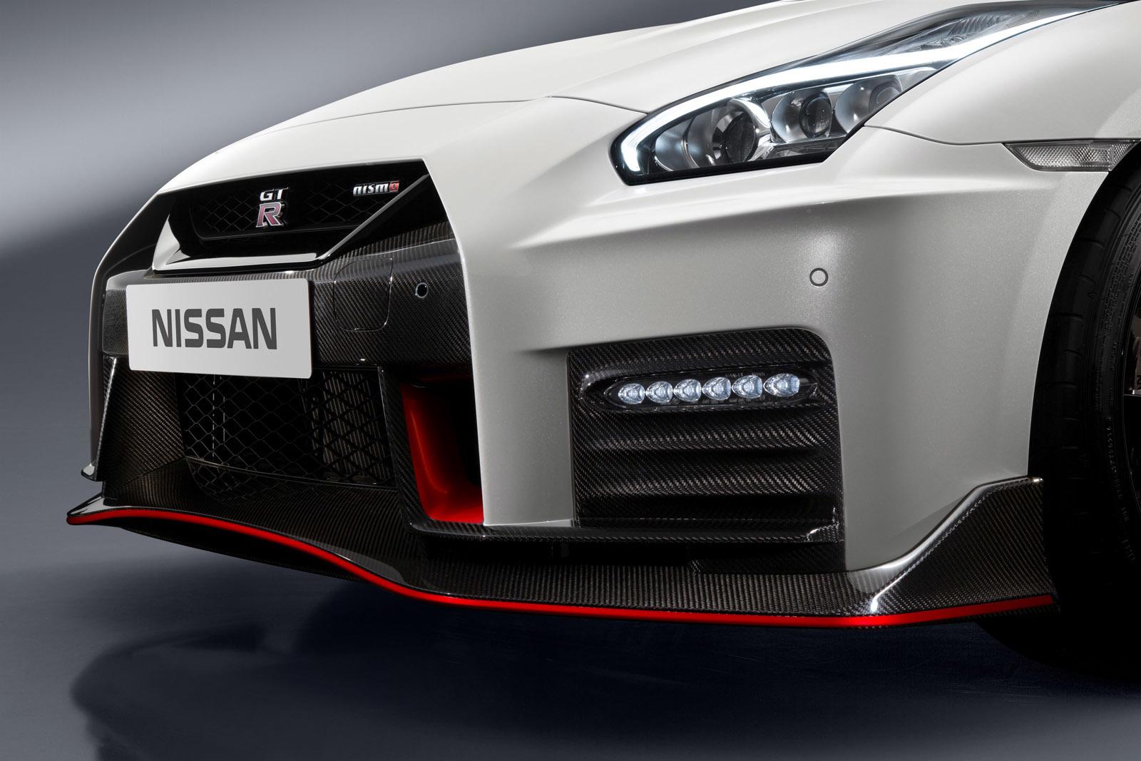 Foto de Nissan GT-R NISMO 2017 (5/10)
