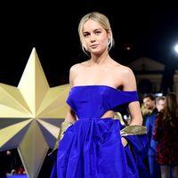 Nos rendimos a los pies de Brie Larson en la premiere europea de Capitana Marvel