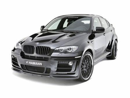 Hamann Tycoon, el BMW X6 llevado al extremo