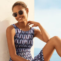 H&M Divided nos propone un verano junto a Malaika Firth, ¿compramos?