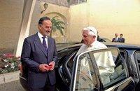 Un Phaeton para el Papa
