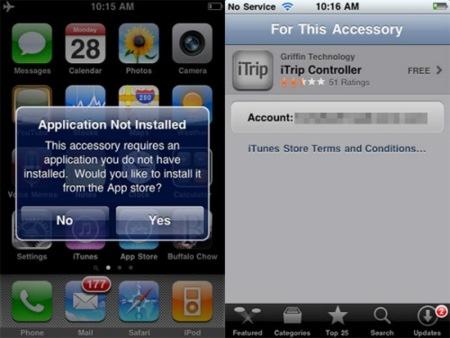 Los accesorios ya pueden descargar automáticamente aplicaciones de la App Store
