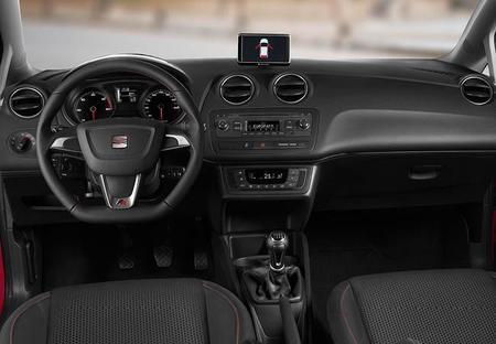 Seat ibiza mi primer auto especial for Interior ibiza 2017