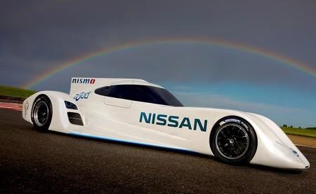 Nissan presenta el ZEOD RC, Box 56 en Le Mans 2014