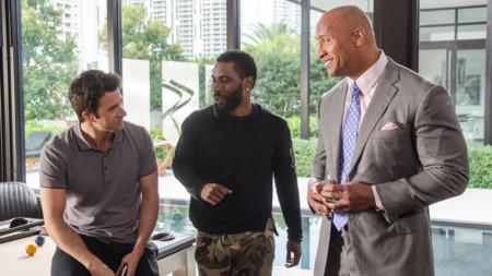 The Rock tiene nuevos rivales en el trailer de la segunda temporada de 'Ballers'