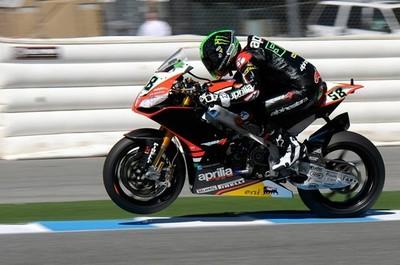 Superbikes Estados Unidos 2013: Eugene Laverty se la juega y vence en la segunda carrera