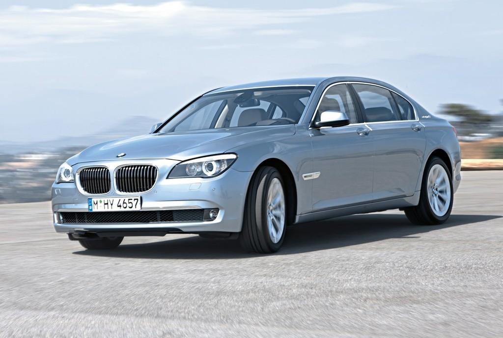 Foto de BMW ActiveHybrid 7 (11/30)