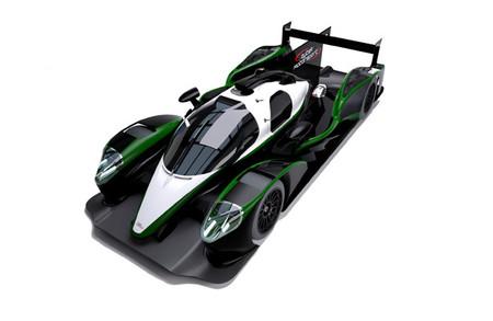 Zytek también desarrollará un LMP2 coupé