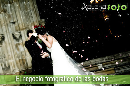 El negocio oculto tras la fotografía de bodas profesional