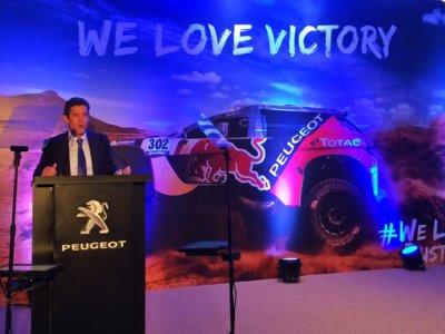 """Peugeot México continuará con su estrategia """"Back to the race"""" en el 2016"""