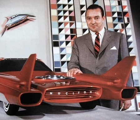 Coches Nucleares Ford Nucleon 2
