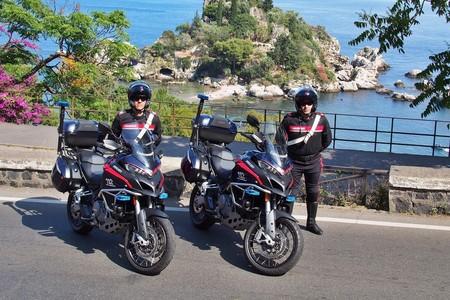 Ducati Multistrada 1200 Carabinieri 3