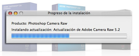 Adobe Camera Raw 5.2 ya está disponible