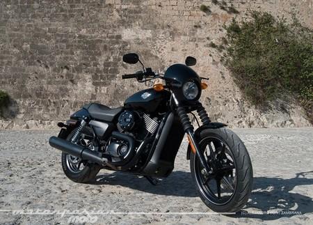 Harley-Davidson Street 750, toma de contacto (segunda parte)