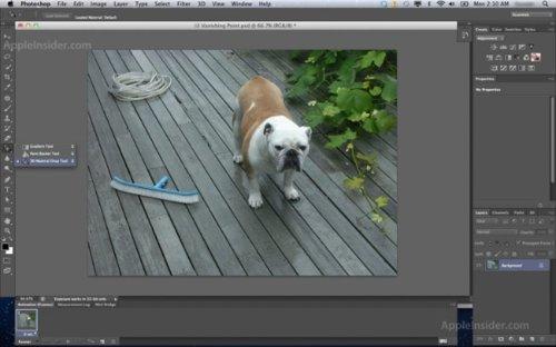 AdobePhotoshopCS6tendráunanuevainterfazymejoraráaúnmássuapartado3D