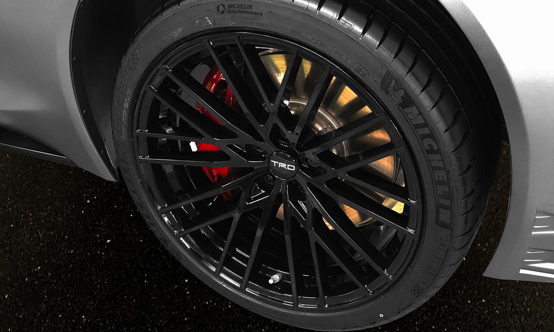 Toyota Supra TRD Line Concept