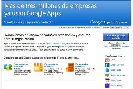 Google Apps dejará de ofrecer soporte a Internet Explorer 7