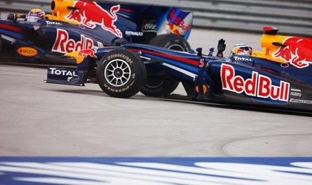 Ahora Red Bull dice que fue un incidente de carrera