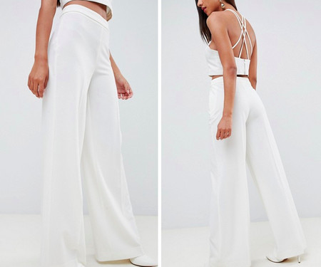 Pantalones Blanc