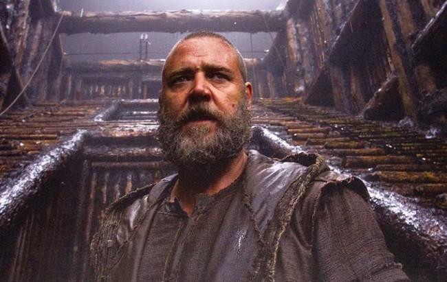 Russell Crowe es 'Noé'