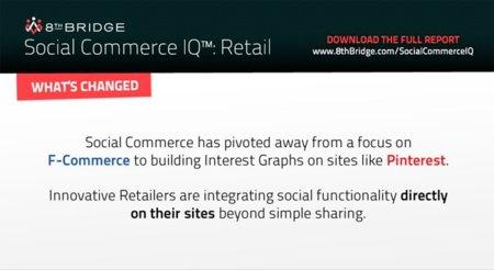El estado actual del Social Commerce, la infografía de la semana