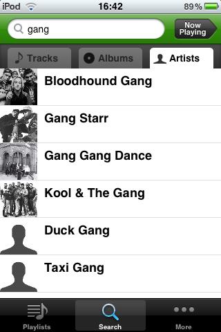 Foto de Spotify para iPhone (20/26)