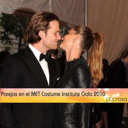 MET Costume Institute Gala 2010: Parejas de Poprosa