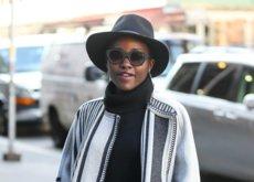 Lupita Nyong'o tres looks ideales y con algo en común
