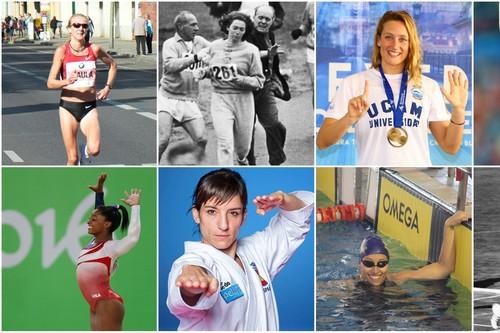 21 frases de motivación de mujeres deportistas para celebrar el día de la mujer