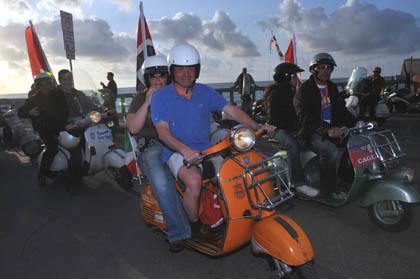 Los Vespa World Days 2008 fueron todo un éxito
