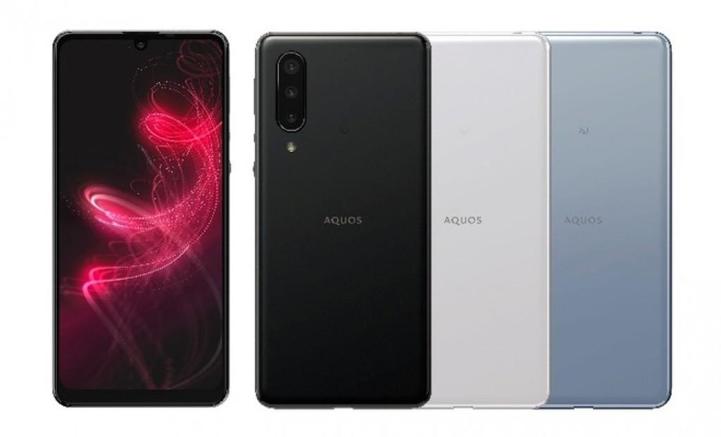 Sharp Sense5G Basic, Sense4, Sense4 Plus y Sense5: Sharp™ arroja recientes celulares de gama media 5G y con alta tasa de refresco