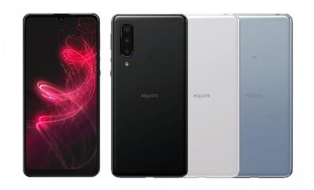Sharp Sense5G Basic, Sense4, Sense4 Plus y Sense5: Sharp lanza nuevos móviles de gama media 5G y con alta tasa de refresco