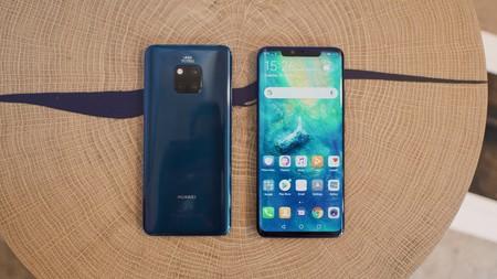 Huawei Mate 20 Pro de 128GB rebajadísimo en Amazon: 458 euros y envío gratis