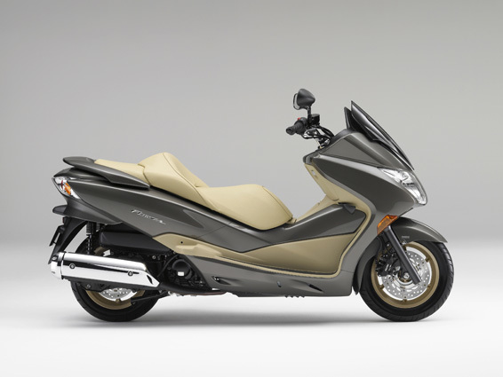 Foto de Honda Forza Z y Forza Z ABS (7/8)