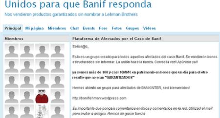 Los quejas de los afectados del caso Banif-Lehman en España