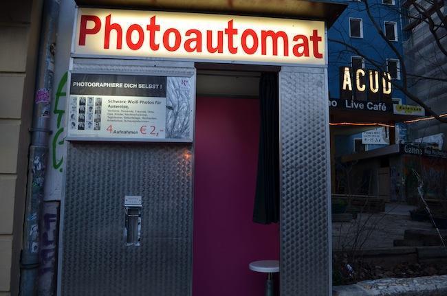 Fotomaton Berlin