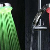 Prueba la cromoterapia en la ducha para mejorar tu estado de ánimo