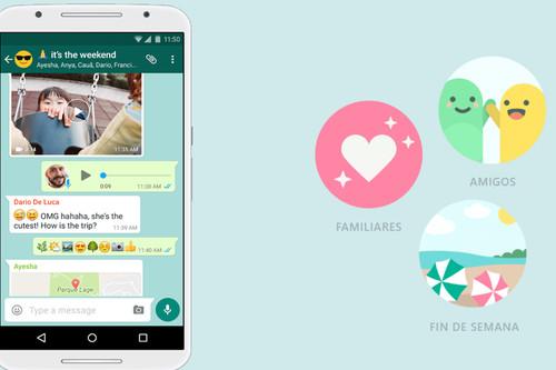 WhatsApp quiere ser más relevante para los grupos: estas son sus últimas novedades