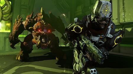 Bloodfall, el tercer y último DLC de Doom, añade al multijugador mapas, armas y mucho más