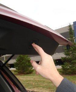 Tope para el portón del maletero, una tecnología útil