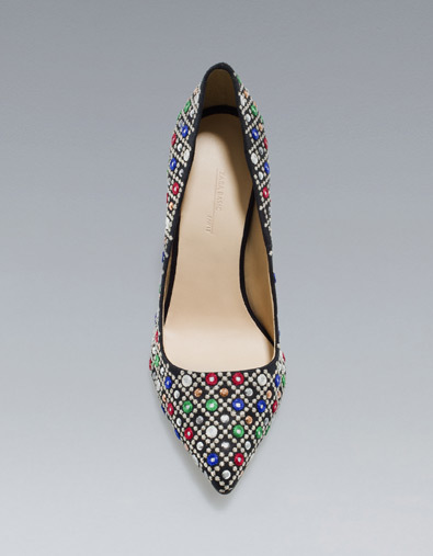 f986b03e5c Enamorada de los zapatos de Zara: estos son sus modelos más femeninos