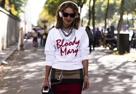 Bloody Mary Sweatshirt