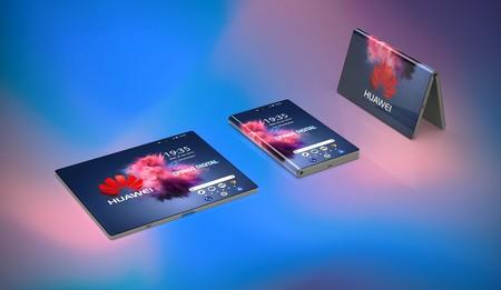 Huawei Smartphone Plegable Diseno
