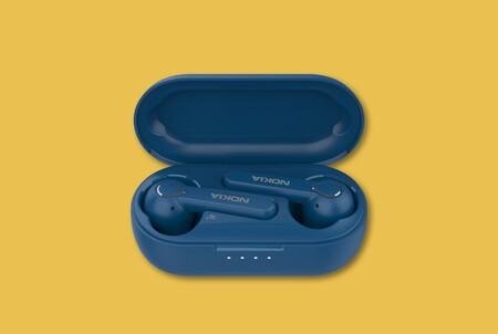 Nokia Lite Earbuds, estos nuevos auriculares inalámbricos vienen con 36 horas de autonomía