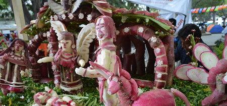 La Noche de Rábanos, una tradición navideña oaxaqueña